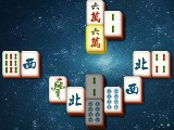 Beautiful Backgrounds in Mahjong Solitaire Match