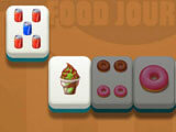 Mahjong Food Journey gameplay