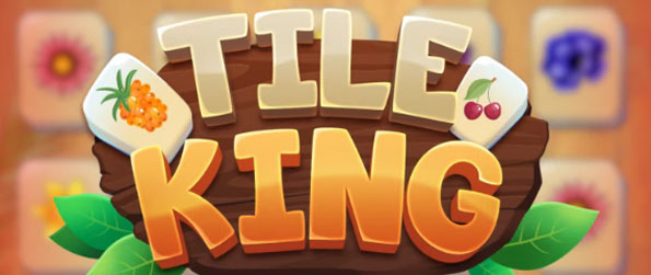 Tile King - Immerse yourself in this amazing blend of match-3 and mahjong that'll keep you entertained for hours upon hours.
