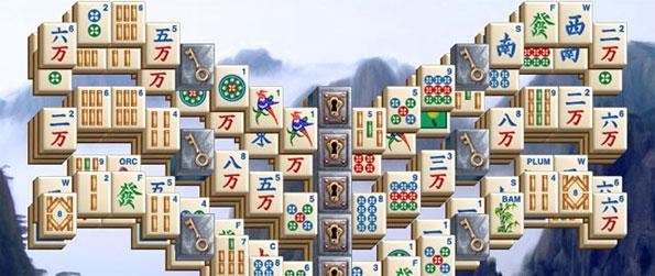 Mahjong Escape Ancient China  - Enjoy over 170 levels and some beautiful layouts.