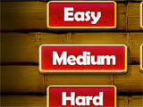 Difficulty selection in the game