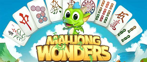 Mahjong Wonders - Enjoy a classic Mahjong game, with beautiful tiles free on Facebook.