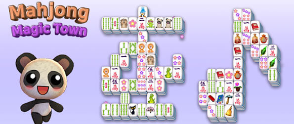 Mahjong Magic Town - Explore majestic towns and solve a variety of tricky puzzles in this amazing mahjong game that never ceases to amaze.