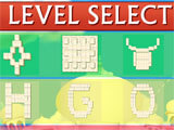 Stage selection in the game