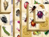 Mahjong Towers Eternity Insect Motif Tile Set