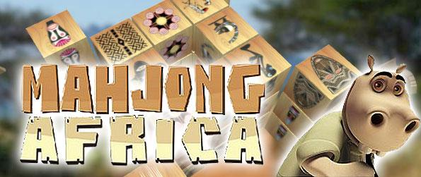 Mahjong Africa - Get a hold of a unique 3-dimensional Mahjong experience over a wonderfully themed title.