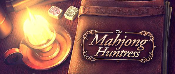 Mahjong Huntress - Enjoy a unique rendition of your favorite casual game mahjong in this wonderfully executed investigative journey.