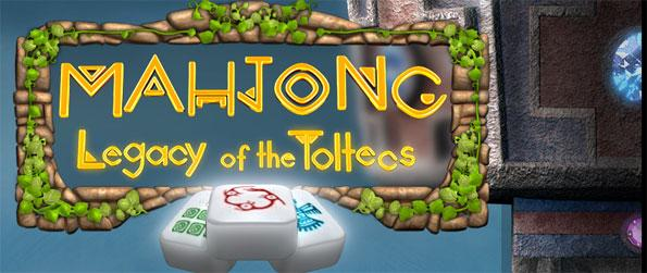 Mahjong - Legacy of the Toltecs - Crush all the Mahjong puzzles in both Classic and Adventure modes.