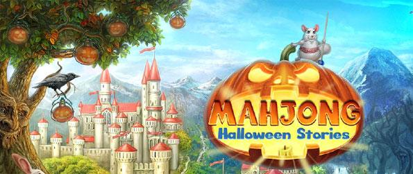 Halloween Stories: Mahjong - Help Jack on his quest to rescue his bride Adele from the evil forces that have kidnapped her.