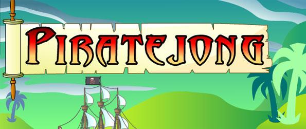 Piratejong - Enjoy this fun filled mahjong game that comes with the same great gameplay but a unique theme.