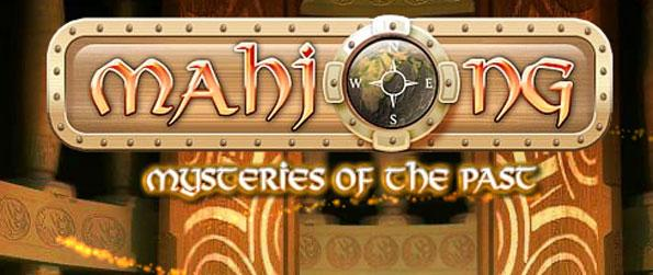 Mahjong: Mysteries of the Past - Explore ancient vistas and landscapes in your quest to save the Earth from catastrophe.