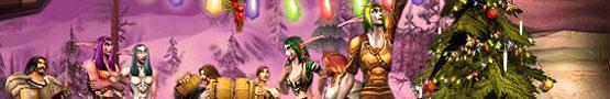 The Yuletide Season Effect in MMOs