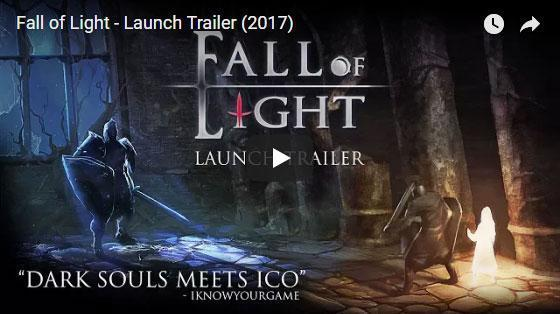 Fall of Light Sees the Light of Day