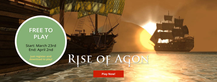 Play Darkfall: Rise of Agon for Free Until April 2nd