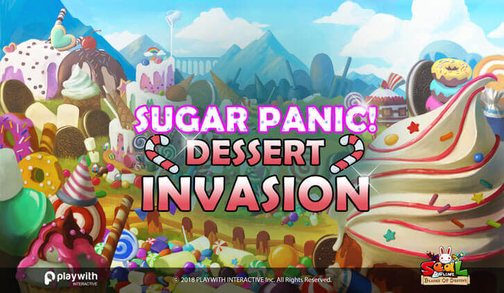 Sugar Panic is Invading Seal Online: Blades Of Destiny