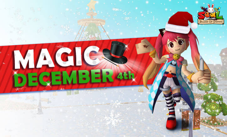 Celebrate a Magical December with Seal Online: Blades of Destiny