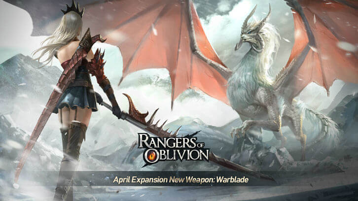 Fell Even Bigger Foes In Rangers Of Oblivion With The 'Warblade'
