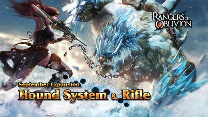 ROO Let The Dogs Out? Take The New Hound System for a Walk in Rangers of Oblivion