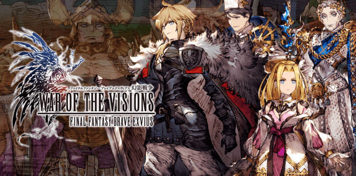 Final Fantasy Brave Exvius Series Latest News Information Revealed at Asia's Gaming Summit