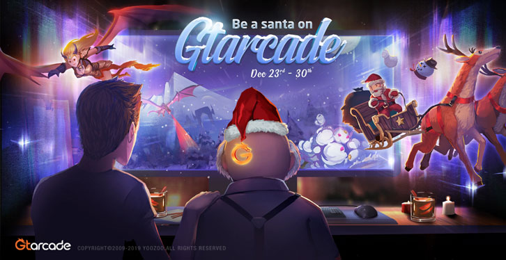 GTArcade Wants Your Help to Fight Loneliness in the Elderly This Christmas