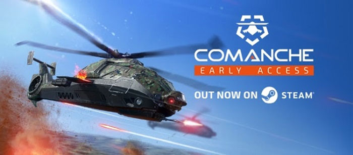 COMANCHE first Early Access Update now live