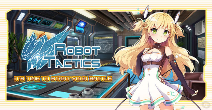 Robot Tactics Online (HTML 5) - Become a pilot and join mech warfare now!