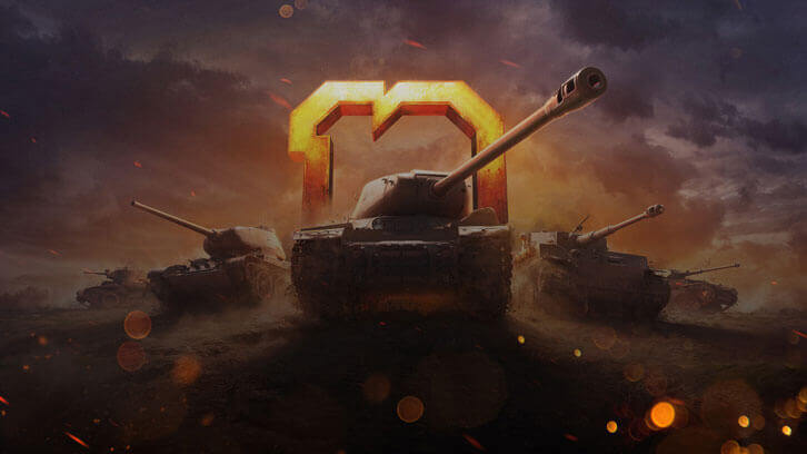 The 10th Anniversary of World of Tanks