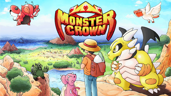 Monster Crown, a childhood dream turned reality, launches in Steam Early Access tomorrow