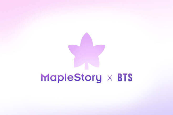 Global Superstars BTS Team Up With Iconic MapleStory Games In Brand New Collaboration