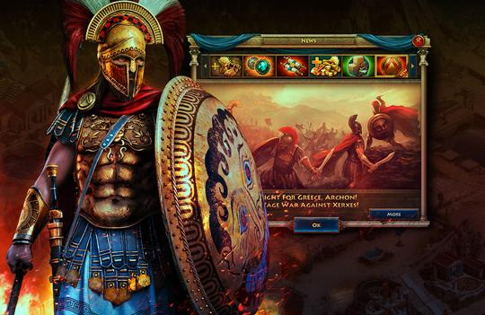Sparta: Age of Empires Is Now on GameScoops