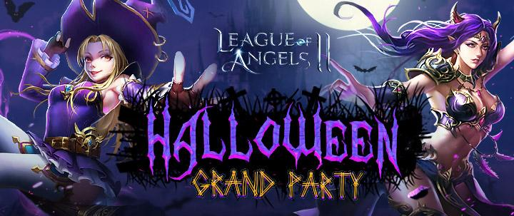 League of Angels 2: The Grand Halloween Party