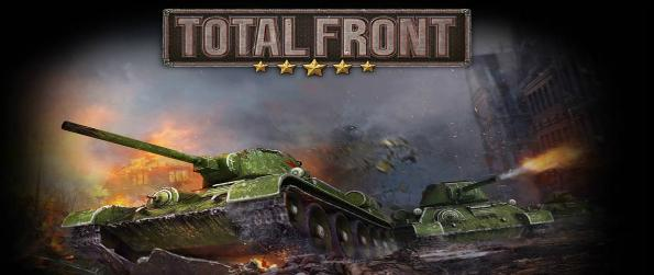 Total Front - Devise strategies and command your units in Total Front, and decimate your enemies in this RTS game.