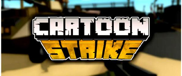 Cartoon Strike Remastered - Both Terrorist and Counter Terrorist continue to go at each others throats no matter what, even spilling into the world of cartoons.