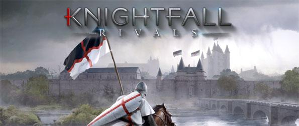 Knightfall: Rivals - Defeat your rivals with excellent card game strategy.