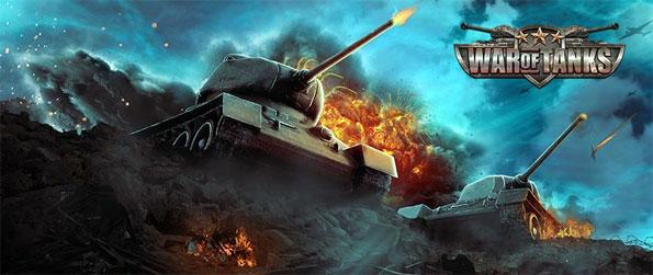 War of Tanks - Immerse yourself in this spectacular MMO that's a step above all the rest.