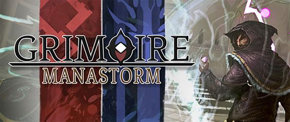 Grimoire: Manastorm - Survive the hordes and keep the church safe.