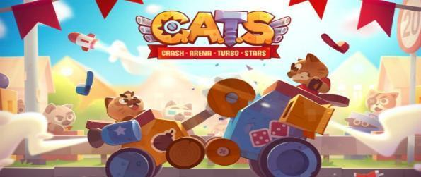 CATS: Crash Arena Turbo Stars - Be an engineer and create your own battle robot in CATS: Crash Arena Turbo Stars, and pit it against other players!