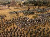 Commanding armies in Dawn of Titans