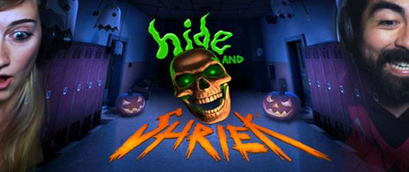 Hide and Shriek - Enjoy this addicting multiplayer game in which you'll have to scare your opponents when they least expect it.