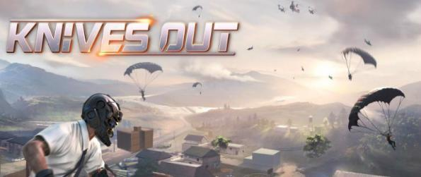 Knives Out - Dive into a 6.4 square kilometer island in Knives Out and fight your way against 99 adversaries to be the last warrior standing.