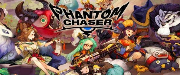 Phantom Chaser - Collect and master over 130 phantoms in Phantom Chaser and unleash their powerful abilities against your foes.