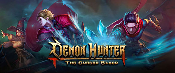 Demon Hunter: The Cursed Blood - Journey through a treacherous world in this captivating MMORPG that doesn't disappoint.