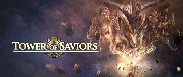 Tower of Saviors - Enjoy this highly addicting game that brings together the best of both match-3 and role playing games.