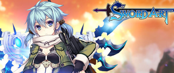 Sword Art Online - Battle monsters and other players to gain experience and level up in this amazingly addictive and fun anime-themed, idle-like MMORPG, Sword Art Online!