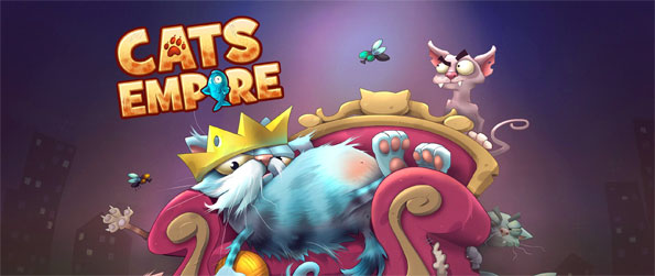 Cats Empire - Conquer Whiskertown with your gang of cats in Cats Empire.