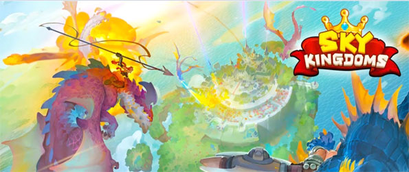 Sky Kingdoms - Conquer the mythical lands in Sky Kingdoms.