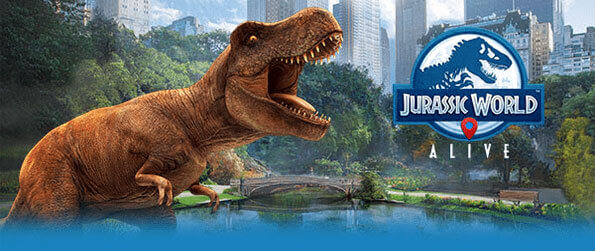 Jurassic World Alive - Save the dinosaurs from extinction in this phenomenal AR simulation game that'll have you completely engrossed.