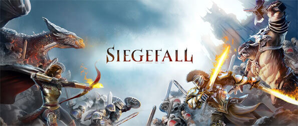 Siegefall - Rule the heavenly kingdoms with your army of troops and spirits in Siegefall.