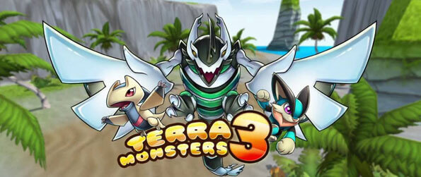 Terra Monsters 3 - Catch, train and evolve Terra monsters and create the best team in Terra Monsters 3!