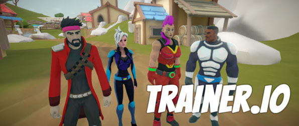 Trainer.io - Test different weapon types and master them before heading into your favorite Battle Royale Game with Trainer.io!